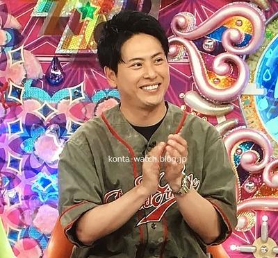山下 健二郎(三代目 J SOUL BROTHERS from EXILE TRIBE) カシオ Gショック フルメタルG 『アメトーーク!』より