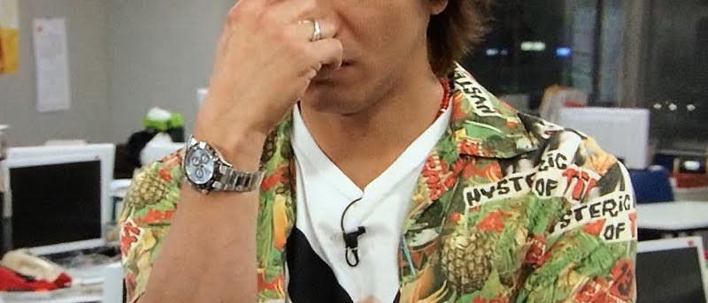 buy popular 936cb 1f662 木村拓哉 ロレックス デイトナ50周年記念モデル : 芸能人が着け ...