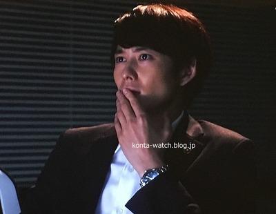 岡田 将生 オメガ シーマスター アクアテラ コーアクシャル マスター クロノメーター 『離婚なふたり』より