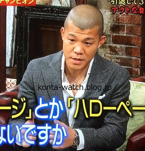 亀田 興毅(第21代WBA世界ライトフライ級王者) ガガミラノ マニュアーレ シン46ミリ