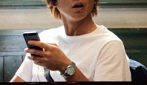 今週の『HERO』第2話 久利生公平役の木村拓哉 ロレックス エクスプローラー