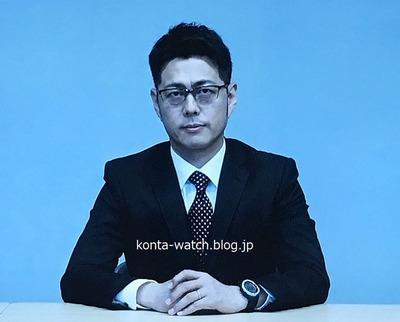 宅間 孝行 カシオ プロトレック PRW-3100 シリーズ 『ヘッドハンター』より