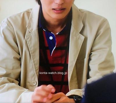 神尾 楓珠 カシオ Gショック スティングモデル 『顔だけ先生』より