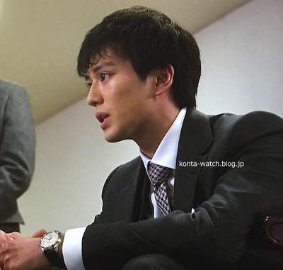新田 真剣佑 ボーム&メルシエ クリフトン トドメの接吻 より