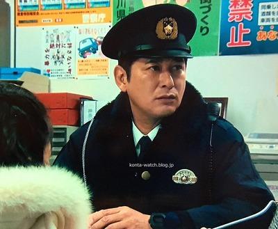 湯江 タケユキ カシオ Gショック スティングモデル 『ケイジと ケンジ 所轄と地検の24時』より