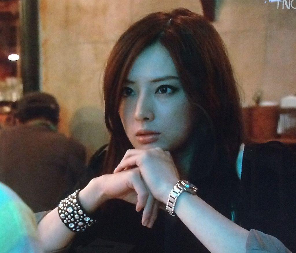 芸能人が着けてる時計が好きなオヤジのブログ  北川 景子 シチズン クロスシー エコ・ドライブコメント                konta