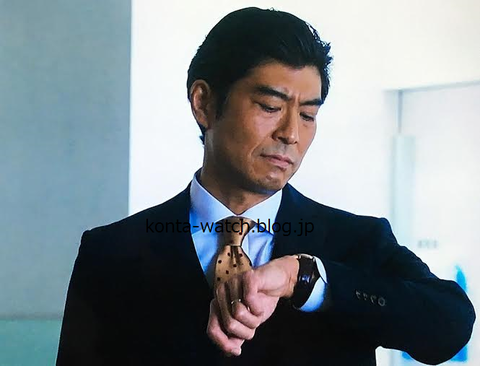 髙嶋 政宏 ゼニス エルプリメロ シノプシス