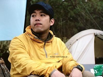 三浦 貴大 ひとりキャンプで食べて寝る