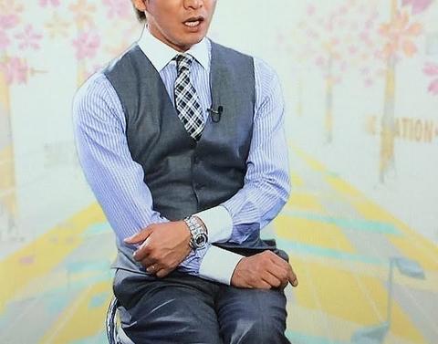 木村 拓哉(SMAP) ブレゲ マリーンII ラージデイト