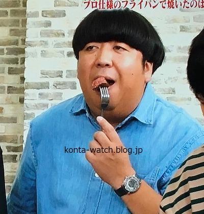 日村 勇紀(バナナマン) ルイ・ヴィトン エスカル タイムゾーン 『もろもろのハナシ』