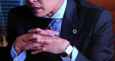 織田 裕二 ジャガー・ルクルト レベルソ クラシック ラージ スモールセコンド 『SUITS/ スーツ2』より