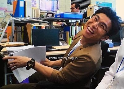 中尾 明慶 カシオ Gショック X6900 『プリティが多すぎる』より