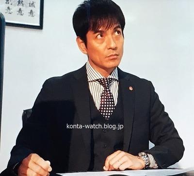 沢村 一樹 ボールウォッチ エンジニアⅡ マーベライト 『未解決の女 警視庁文書捜査官』より