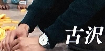 清原 翔 トモラトウキョウ T-1608  ホワイト×グレー 『 ドクターX~外科医・大門未知子~』より