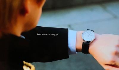 平野 紫耀(King & Prince) シチズン Q&Q ファルコン 映画『かぐや様は告らせたい〜天才たちの恋愛頭脳戦〜』より