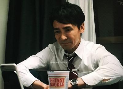 郷 ひろみ ロレックス エクスプローラーⅠ 『世にも奇妙な物語 '19雨の特別編』より