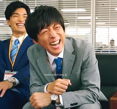 高橋 一生 セイコー プレザージュ プレステージライン ほうろうダイヤル 『凪のお暇』より