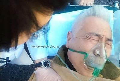 鈴木 伸之(劇団EXILE) ブライトリング ナビタイマー 8 オートマチック 41 『ラジエーションハウス〜放射線科の診断レポート〜』より
