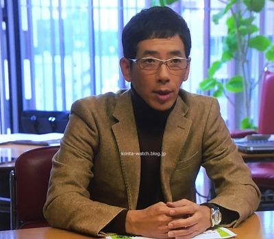 野間口 徹 スタッグ S8NTWENTYFOUR オープンハート 『ハル〜総合商社の女〜』より