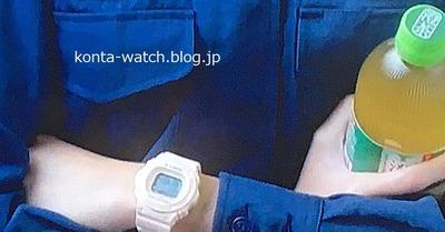関水 渚 カシオ ベビーG  5700ベゼル 『4分間のマリーゴールド』より