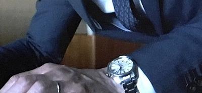 佐々木 蔵之介 セイコー グランドセイコー メカニカルハイビート36000 GMT マスターショップ限定 『黄昏流星群~人生折り返し、恋をした~』より