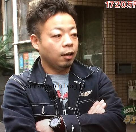西澤 裕介(ダイアン) スント コア ライトブラック