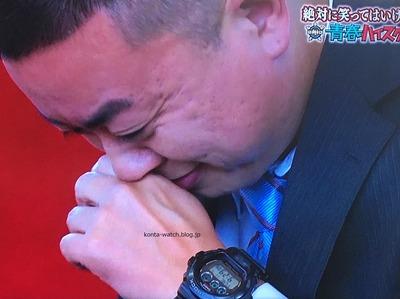 松尾 駿(チョコレートプラネット) カシオ Gショック 6900シリーズ 『絶対に笑ってはいけない青春ハイスクール24時!』より