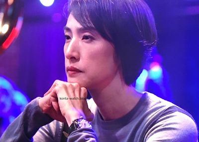 天海 祐希 グランドセイコー メカニカル 9S 『トップナイフ-天才脳外科医の条件-』より
