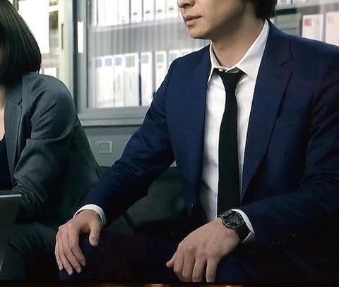 生田 斗真 タイメックス 初代アイアンマン復刻モデル