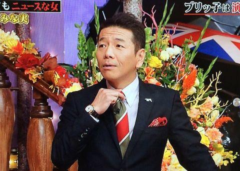 上田 晋也(くりぃむしちゅー) パテックフィリップ 年次カレンダー
