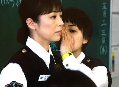 大島 優子 教場.2