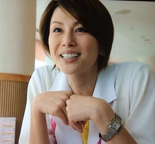 米倉涼子 カルティエ タンク フランセーズ MM