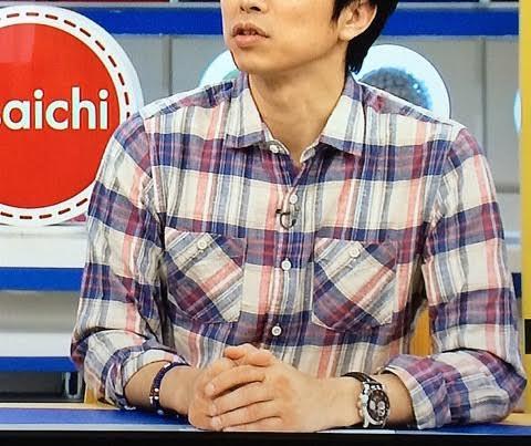 井ノ原 快彦(V6) ゼニス グランドクラス オープン エル・プリメロ