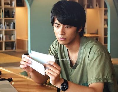 中尾 暢樹 カシオ スタンダード(チプカシ) 『今夜、勝手に抱きしめてもいいですか?』より