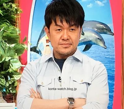 土田 晃之 カシオ Gショック 5000シリーズ バイキング より