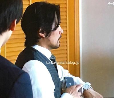 内野 聖陽 ブライトリング モンブリラン 38 日本限定 『ブラックペアン』より