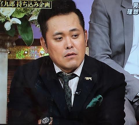 有田 哲平(くりぃむしちゅー) オーデマ・ピゲ ロイヤルオーク オフショア クロノグラフ