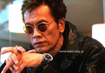 遠藤 憲一 ブライトリング ナビタイマー 1 クロノグラフ 41 『ドロ刑 -警視庁捜査三課‐』より