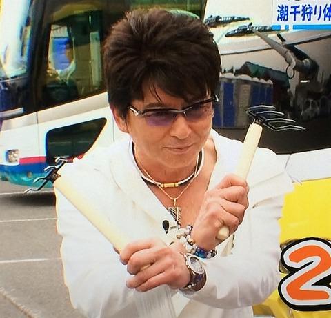 哀川 翔 シャネル J12 クロマティック