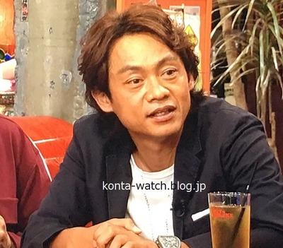 脇阪 寿一 フランク・ミュラー ヴァンガード クロノグラフ カモフラージュ 『アウト×デラックス』より