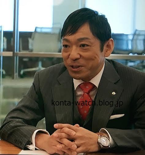 香川 照之 オメガ シーマスター アクアテラ 15000ガウス 99.9―刑事専門弁護士―より
