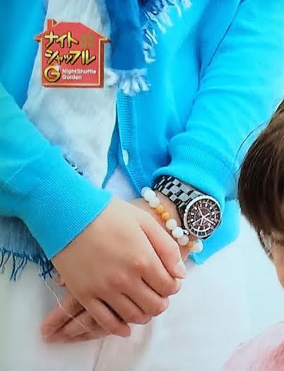 山内 惠介(演歌歌手) シャネル J12 オートマティック