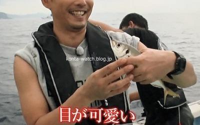 今井 翼 カシオ Gショック  5500シリーズ 『おしゃれイズム』より