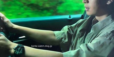 大倉 忠義(関ジャニ∞) オメガ シーマスター プロフェッショナル300 コーアクシャル マスター クロノメーター 『知ってるワイフ』より