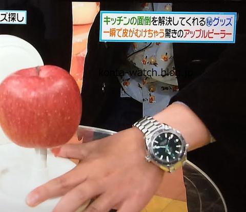 濱田 岳 オメガ シーマスター 600 プラネットオーシャン