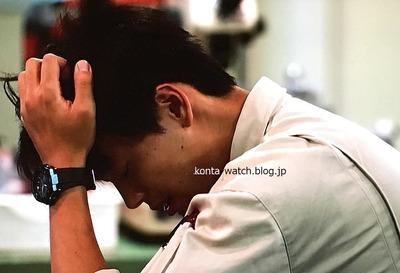 竹内 涼真 カシオ Gショック Gスチール ミドルサイズ 『下町ロケット第2シリーズ』より
