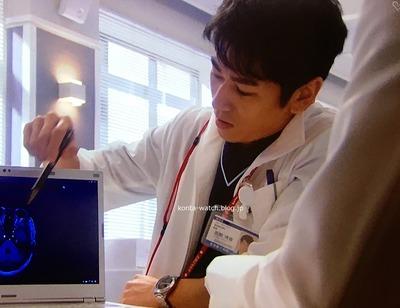 永山 絢斗 クヌート ガッド クルーツクロノ  『トップナイフ-天才脳外科医の条件-』より