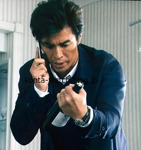伊藤 英明 カルティエ バロンブルー MM