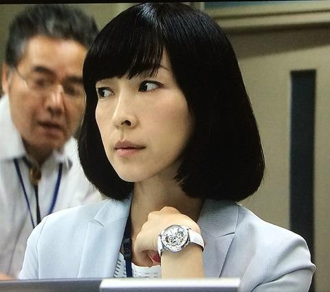 麻生 久美子 ハミルトン ジャズマスタービューマチック スケルトン レディ/アメリカン クラシック バグリー