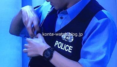 葉山 奨之 カシオ G-ショック 5600シリーズ 『未満警察 ミッドナイトランナー』より